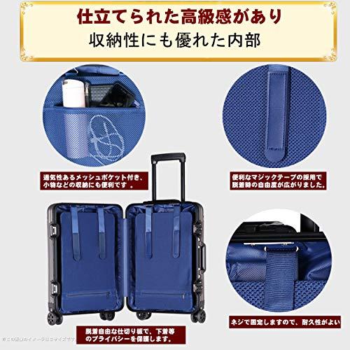 XDJLife『スーツケース(XDJ-Al-Mg-A5182)』