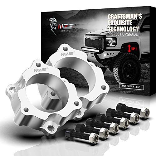 MZS Leveling Kit 3' Front Strut Spacer Compatible with 2005-2020 Tacoma | 2003-2020 4Runner | 2007-2015 FJ Cruiser 2WD 4WD