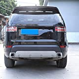 For Discovery 5 HSE Vision LR5 L462 Replacement Parts ABS Exhaust Decoration Cover Trim