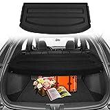CUMART Cargo Cover Car Rear Trunk SUV Shield Luggage Security Tonneau Shade Compatible with Honda HR-V HRV 2016 2017 2018 2019 Black