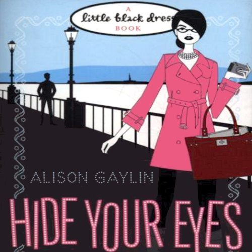 Hide Your Eyes audiobook cover art