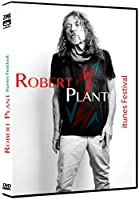 Robert Plant iTunes Festival 2014 Region 1 and 4 DVD Mexican Edition
