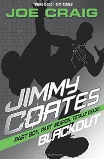 Joe Craig Jimmy Coates Series Collection 6 Books Set, (Survival, Sabotage, Blackout, Revenge, Target and Power)
