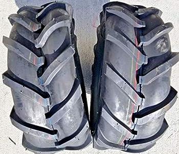 Lawn Mower Parts 2-16X6.50-8 6P Ditch Witch Deestone Super Lug AG Tires Ditch Witch 16x6.5-8