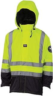Work Jacket Mens Potsdam CSA 5XL Yellow Charcoal 71274