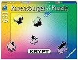 Ravensburger Puzzle, Krypt Puzzle, Gradient, 631 Piezas, Espiral, Puzzle Adultos, Rompecabeza Adultos de Calidad