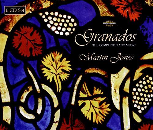 Granados: Complete Piano Music