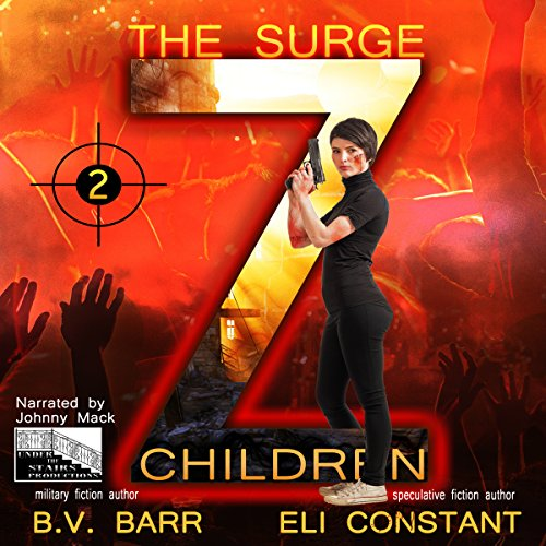 Z Children: The Surge, Book 2 audiobook cover art