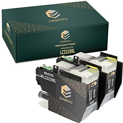 EMBRIIO LC-3219XL   2 SCHWARZ Kompatibel...