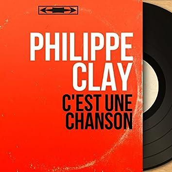 C'est une chanson (feat. Jean-Pierre Mengeon et son orchestre) [Mono version]