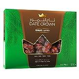 デーツクラウン デーツ 1kg ( ナツメヤシ / 無添加 / 砂糖不使用 / 非遺伝子組換え / ドライフルーツ / Khalas 種 )