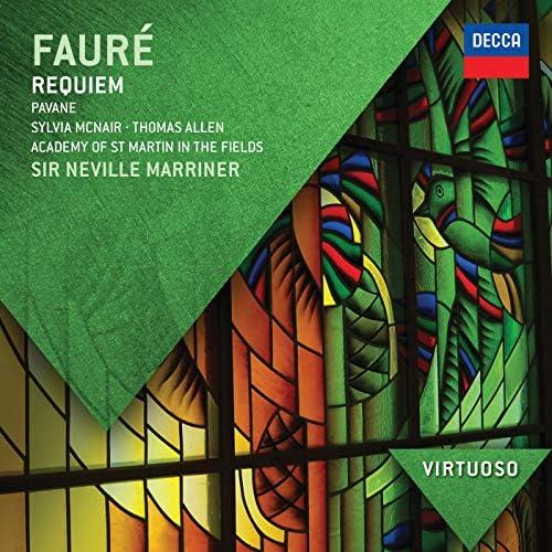 Sylvia McNair, Sir Thomas Allen, Academy of St. Martin in the Fields Chorus, Academy of St. Martin in the Fields, Sir Neville Marriner & Gabriel Fauré