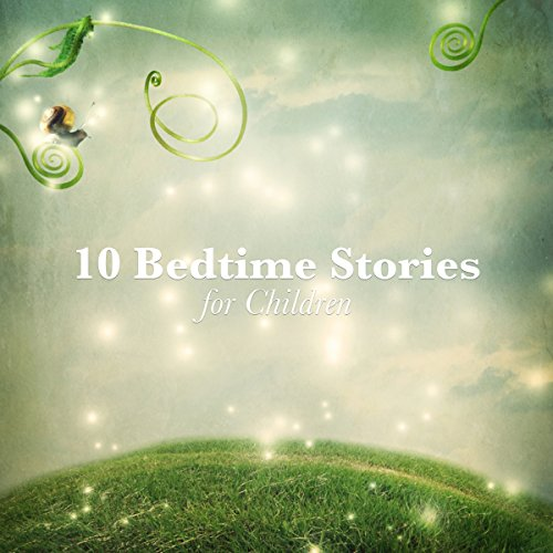 10 Bedtime Stories for Children audiobook cover art