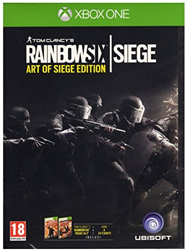 RAINBOW SIX SIEGE - ART OF SIEGE EDITION XBOXONE