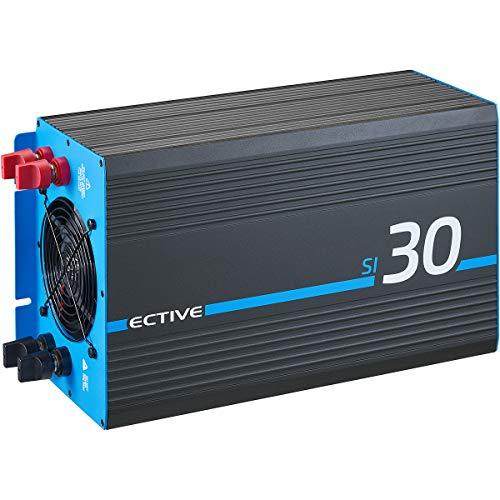 ECTIVE 3000W 12V zu 230V Reiner Sinus-Wechselrichter SI 30 in 7 Varianten