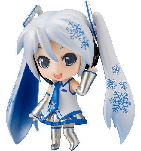 VOCALOID SEASON COLLECTION SNOW SONGS Nendoroid Petit Yuki Miku Set