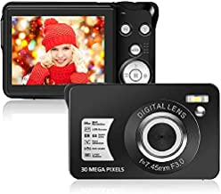Digital Camera ,30MP 1080P 128GB ,2.7inch HD Mini Digital...