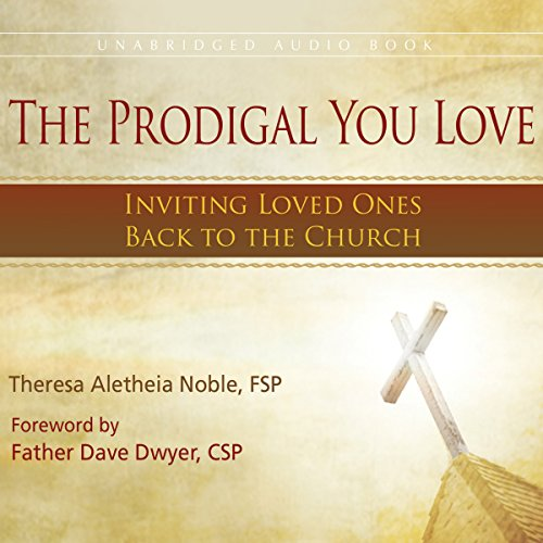 The Prodigal You Love audiobook cover art