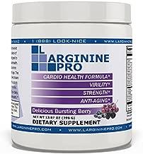 L-arginine Pro, 1 Now L-arginine Supplement - 5,500mg of L-arginine Plus 1,100mg L-Citrulline + Vitamins & Minerals for Cardio Health, Blood Pressure, Cholesterol, Energy (Berry, 1 Jar)