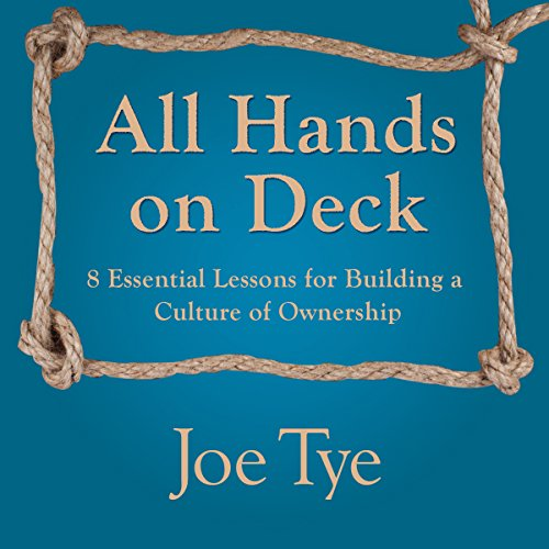 All Hands on Deck audiobook cover art