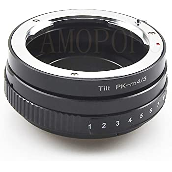 DMC-GH1,PEN-F E-PL7 E-PL6 E-P5 E-PL5 Camera Compatible with for Canon Fujinon 2//3 Lens to Micro Four Thirds M4//3 Cameras /&for Olympus EP1,EP2,EP3,EPL1,EPL2,EPL3 /&for Panasonic DMC-G1 DMC-G2 DMC-G3