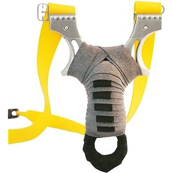 IRQ Zwille Steinschleuder Rostfreier Stahl Schleuder Katapult Steinschleuder Zwille Slingshot Schleuder Steinschleuder Kaufen Sportschleuder