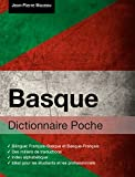 Dictionnaire Poche Basque (French Edition)