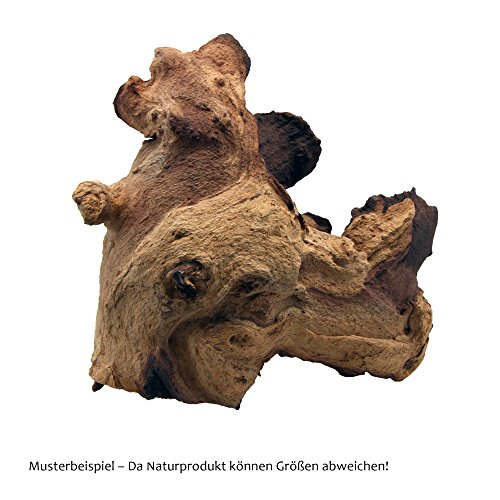 JBL Wurzelholz für Aquarien und Terrarien, Mopani Wurzel Gr. S, 67011 - 4