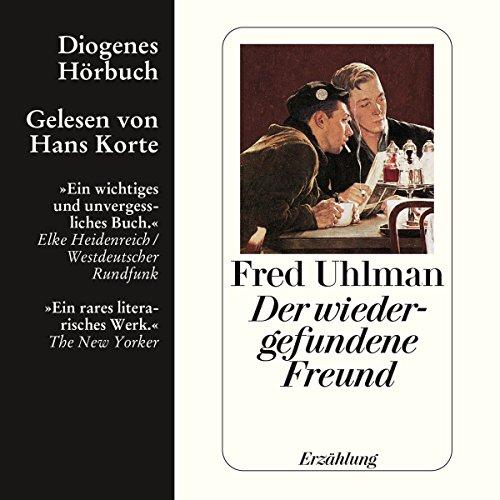 Der wiedergefundene Freund audiobook cover art