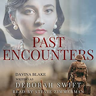 Past Encounters audiobook cover art