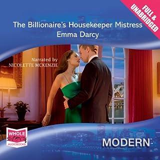 The Billionaire's Housekeeper Mistress cover art