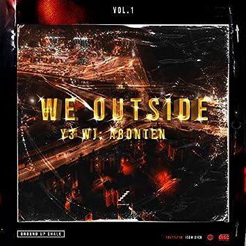 We Outside; Y3 W) Abonten Vol.1