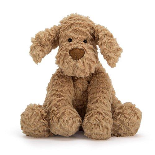 Jellycat Fuddlewuddle Welpe Hund Kuscheltier Stofftier Plüsch - mittelgross - 24cm - Puppy Dog