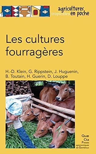 Couverture du livre Les cultures fourragères