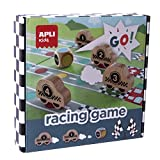 APLI Kids 18342-Juego de Mesa Racing Game (18342)