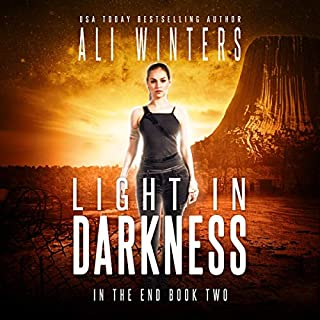 Light in Darkness cover art