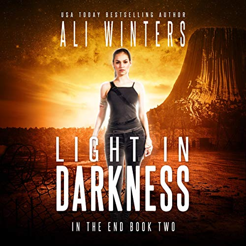 Light in Darkness Audiobook By Ali Winters cover art
