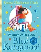 Where Are You, Blue Kangaroo?