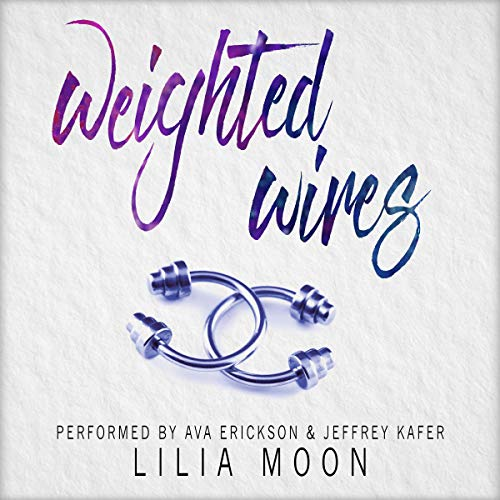 Weighted Wires audiobook cover art