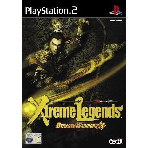 Dynasty Warriors 3 Xtreme Legends [PlayStation2]