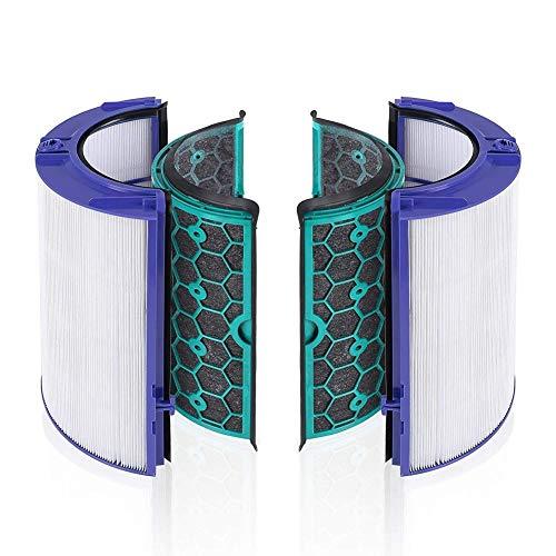 Sbeautli Purificatore dell'Aria del pulitore del Filtro di respirazione Inhaler Filtro antipolline respirazione Inhaler Aria condizionata Cleaner per Ufficio e Casa (Color : Blue)
