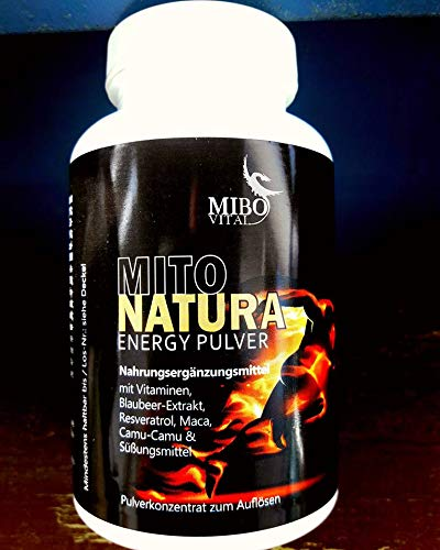 Mitonatura Energy Drink