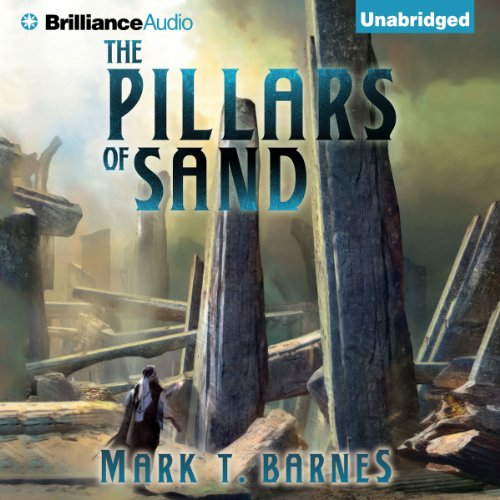 The Pillars of Sand audiobook cover art