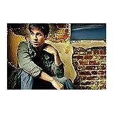 Leinwand-Poster Enrique Iglesias 28, Schlafzimmer,
