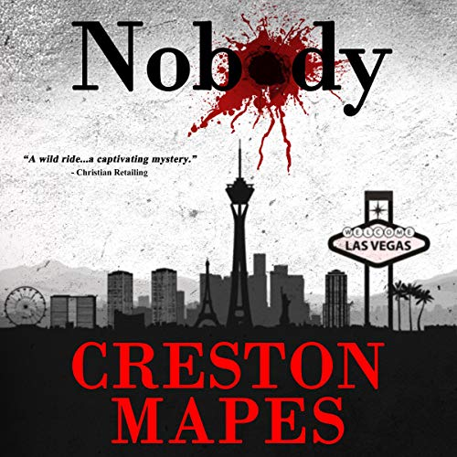 Nobody audiobook cover art
