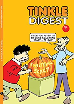 TINKLE DIGEST 1 by [ANANT PAI]