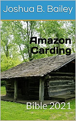 Amazon Carding: Bible 2021 (English Edition)