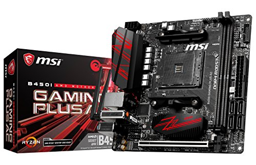 MSI Performance Gaming AMD Ryzen 1st and 2nd Gen AM4 M.2 USB 3 DDR4 HDMI Display Port...