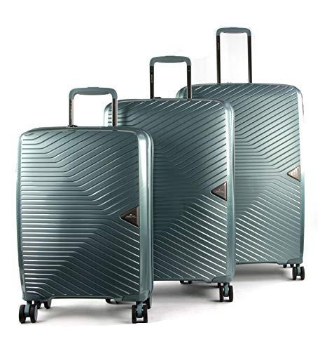 March15 Trading Gotthard Suitcase 4 Wheels Set 3pcs.