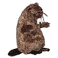cute animal toy, animal motif with sound plush toy, soft